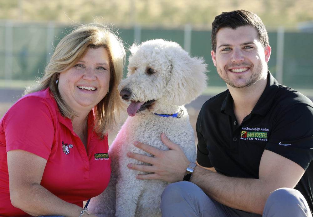 Welcome to Bark Busters Phoenix
